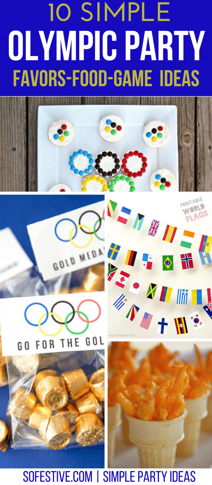 Simple-Olympic-Party-Ideas - Olympic Games