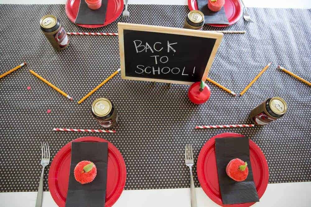 Back-to-school-dinner