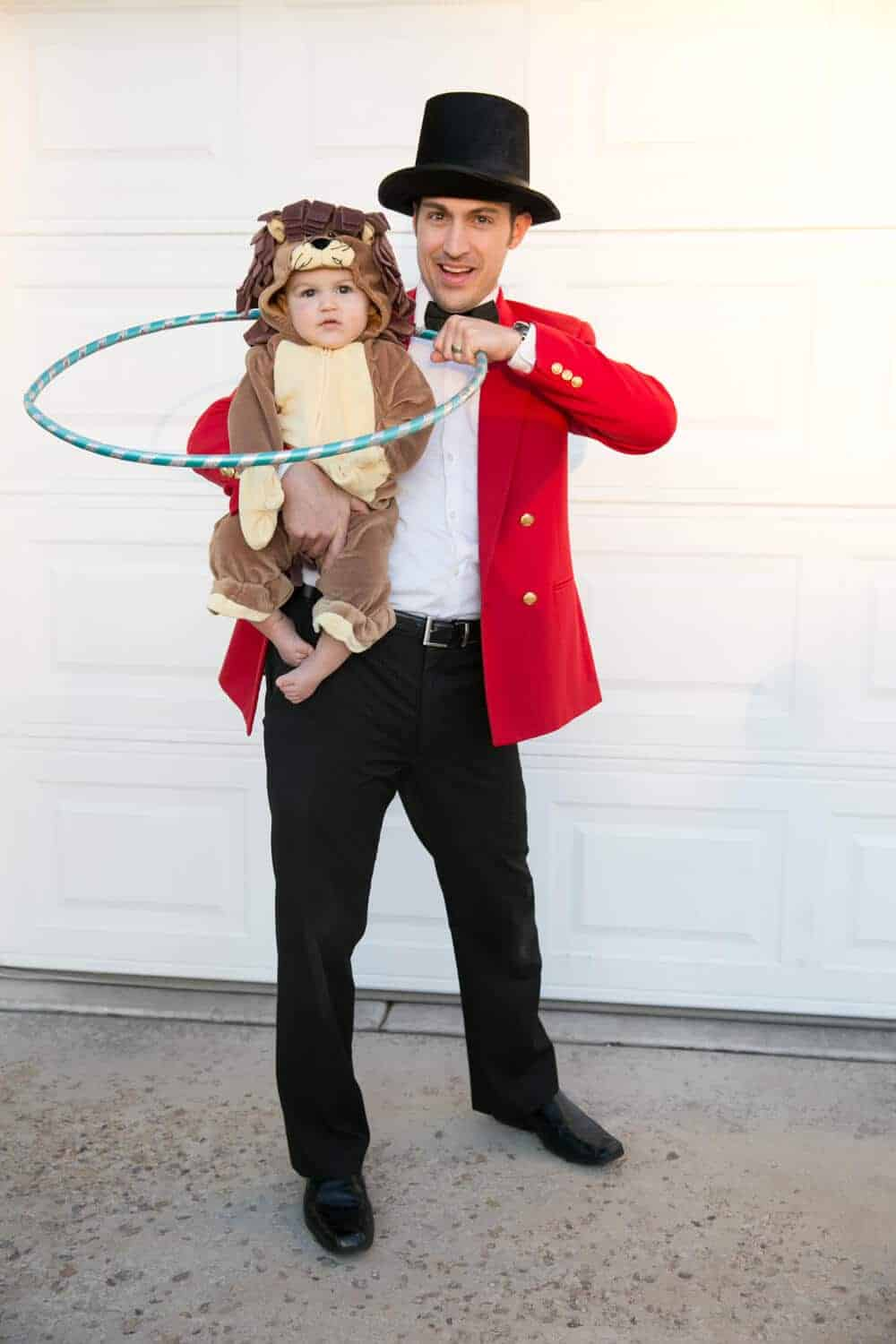 Family Circus Costume- family-halloween-costume-ideas
