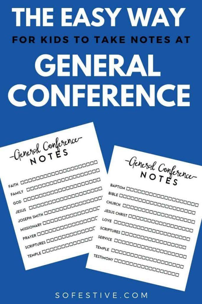 lds-general-conference-kids-activities