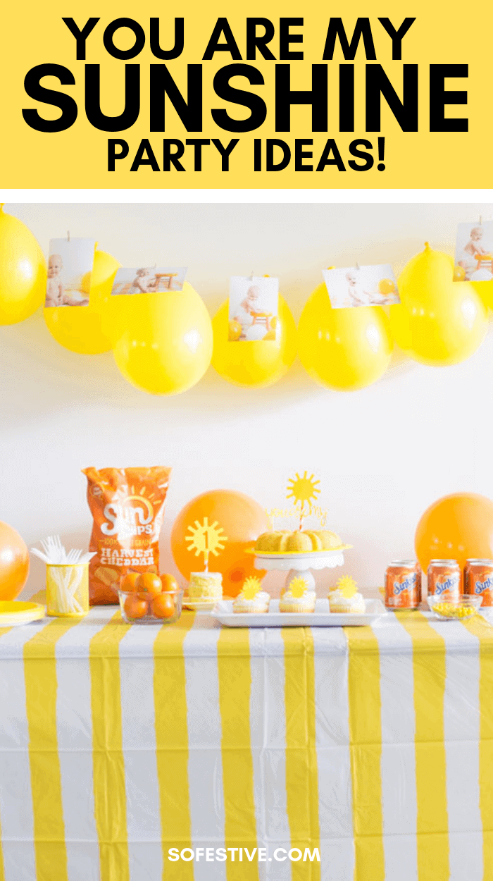 sunshine-party-ideas-yellow-party