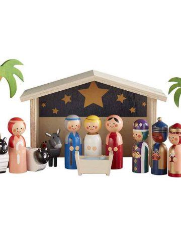 Christmas Nativities for Kids