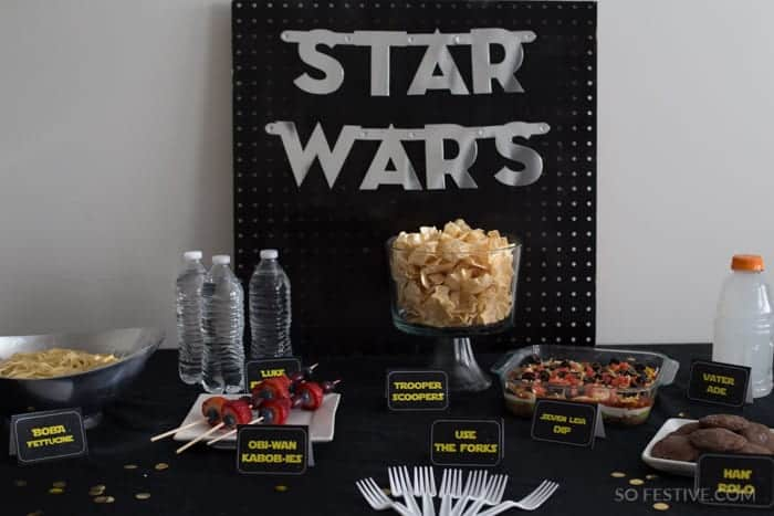 Vader-Ade-Star Wars Food