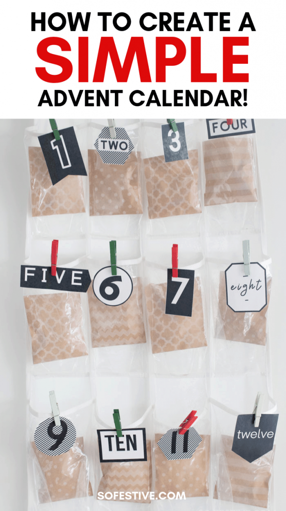 shoe-hanger-simple-christmas-advent-calendar
