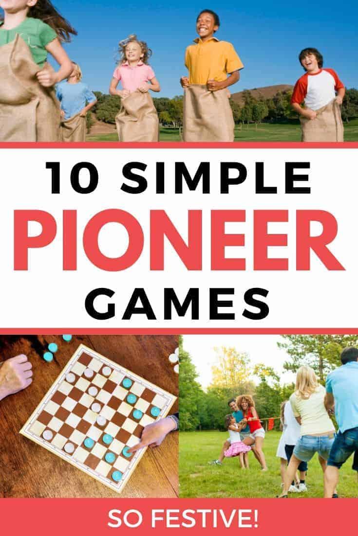 PIONEER-GAMES