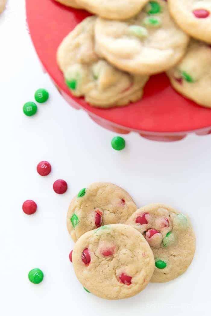 m & m cookies- christmas-cookies_