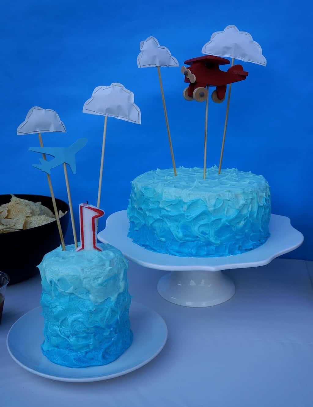 airplane-birthday-party-cake